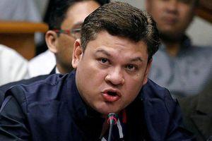 Con trai ông Duterte rút khỏi cuộc đua chủ tịch hạ viện Philippines