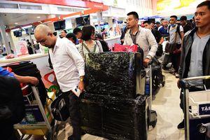Hành lý ký gửi miễn cước của Vietnam Airlines tăng giảm ra sao sau 1/8