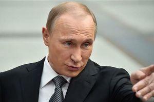 MC truyền hình Gruzia lăng mạ TT Putin, Bộ Ngoại giao Nga lên tiếng