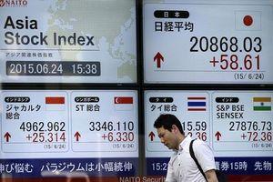 Chứng khoán Trung Quốc sụt hơn 1% do hy vọng FED hạ lãi suất vơi bớt