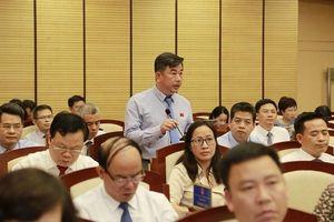 Đại biểu HĐND Hà Nội đọc thơ, hiến kế cứu sông Tô Lịch