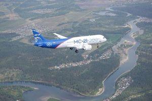 Nga xúc tiến dự án sản xuất máy bay MC-21 bất chấp lệnh trừng phạt từ Mỹ