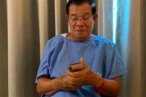 Thủ Tướng Campuchia Hun Sen đã bình phục
