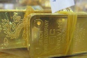 Giá vàng SJC lại vượt mốc 39 triệu đồng vào cuối ngày