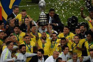Đội tuyển Brazil vô địch Copa America 2019
