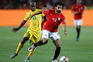 Liverpool mừng rơn khi Salah bị loại sớm