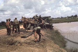 Hình độc: Ám ảnh chiến tranh Việt Nam ở Tây Ninh 1967 - 1969
