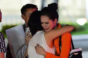 Thi hoa hậu lần thứ 6 vẫn bị loại, bạn gái Trọng Đại 'khóc như mưa'