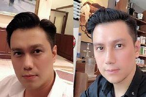 Không ngờ diễn viên Việt Anh sau khi nâng mũi lại thư sinh khác lạ đến vậy