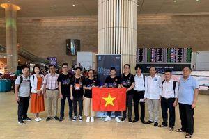Đội tuyển Việt Nam bắt đầu chinh phục iPhO 2019