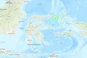 Động đất 6,9 độ Richter tại Indonesia, cảnh báo sóng thần