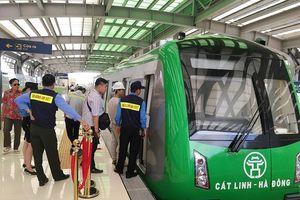 Chủ đầu tư nói gì về khoản vay 98 triệu đô vận hành metro Cát Linh-Hà Đông?