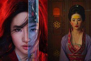 Tạo hình mặt mộc, tóc rối của Lưu Diệc Phi trong 'Mulan' gây bão mạng xã hội