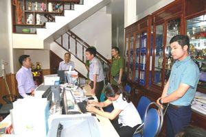 Vụ bắt giam 'trùm' vận tải, cát sỏi ở Huế: Lộ nhiều doanh nghiệp liên quan