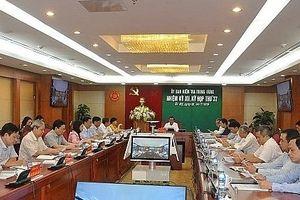 Hàng loạt lãnh đạo Bộ GTVT bị kỷ luật vì sai phạm nghiêm trọng