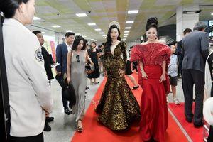 Nữ hoàng Thanh Hương tỏa sáng đêm chung kết Queen of Beauty World