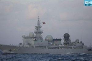 Australia 'báo động' trước cuộc tập trận với Mỹ vì sự xuất hiện của tàu Trung Quốc