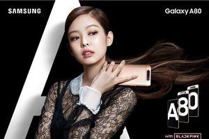 Galaxy A80 lên kệ tại Việt Nam, tặng tai nghe và bộ BLACKPINK trị giá hơn 6 triệu