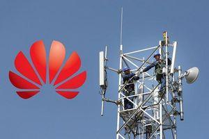 Tất cả các nhà mạng lớn của Anh đều sử dụng thiết bị của Huawei để phát triển 5G