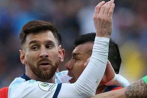 Messi có nguy cơ bị cấm thi đấu 2 năm vì chỉ trích ban tổ chức Copa America
