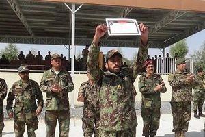 Phiến quân Taliban trả tự do các nhân viên an ninh Afghanistan