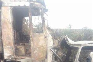 19 người thiệt mạng trong vụ tai nạn liên hoàn giữa 4 ô tô và xe buýt