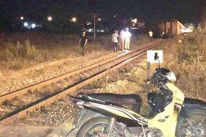 Quảng Nam: Nghi nam thanh niên nằm giữa đường ray tàu hỏa tự tử
