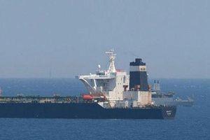 Iran cảnh báo 'không tha thứ' vụ Anh bắt tàu chở dầu