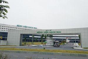 Bài 1: Bệnh viện Bạch Mai 'cán đích' một phần, Bệnh viện Việt Đức vẫn ... im re