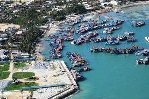 Tháng 9/2019 sẽ hoàn thành 2 cảng cá 585 tỷ tại Quảng Ngãi