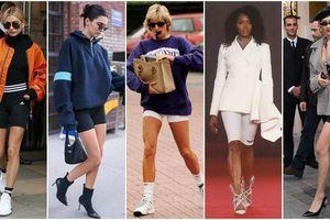 Chiếc quần từ thời công nương Diana đang làm sao Hàn say đứ đừ, biến hóa tài tình nhất phải là HyunA, Hwasa (Mamamoo)