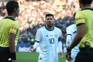 Nóng: Messi đối diện án cấm thi đấu 2 năm