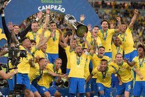Brazil đăng quang vô địch Copa America 2019
