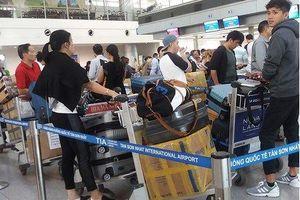 Từ 1/8, hành khách đi máy bay Vietnam Airlines được xách tay lên máy bay tăng từ 7kg lên 12kg