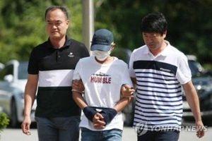 Bắt tạm giam người chồng Hàn đánh vợ Việt gãy xương sườn
