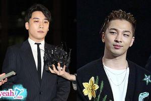 Taeyang lần đầu có động thái ủng hộ vẫn yêu thương em út Seungri hậu scandal chấn động