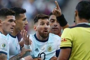 Messi có thể bị cấm thi đấu 2 năm vì phát ngôn xúc phạm