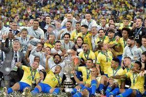 Tổng hợp các danh hiệu Copa America 2019: Brazil độc bá