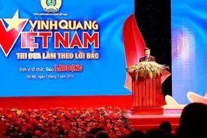 Tập đoàn Mường Thanh: Tự hào đồng hành cùng chương trình 'Vinh quang Việt Nam'