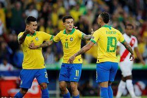 Hạ gục Peru đúng như tuyên bố của Messi, Brazil vô địch Copa America