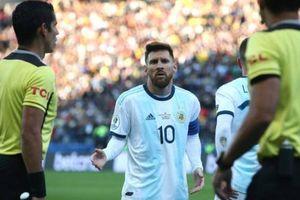 Messi có thể bị treo giò 2 năm