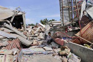 Indonesia: Hàng nghìn người sơ tán sau động đất mạnh 7,1 độ