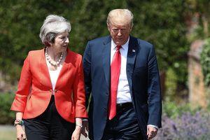 Tổng thống Donald Trump phản ứng dữ dội với bình luận của đại sứ Anh