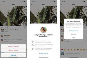 Instagram thêm công cụ chống bắt nạt qua mạng