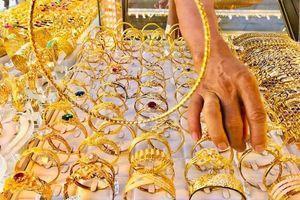 Vàng trong nước giảm 300 ngàn đồng mỗi lượng