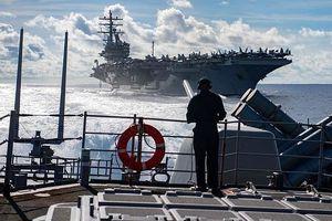 TT Duterte thách Mỹ đưa Hạm đội 7 tới, đẩy TQ khỏi Biển Đông