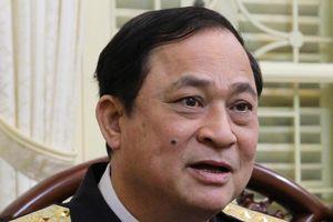 Đang làm thủ tục xử lý kỷ luật Đô đốc Nguyễn Văn Hiến