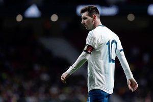 Chuyện gì xảy ra với tuyển Argentina của Lionel Messi?