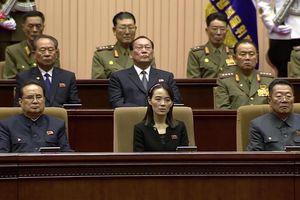 Em gái Kim Jong Un vào top 10 người quyền lực nhất ở Triều Tiên