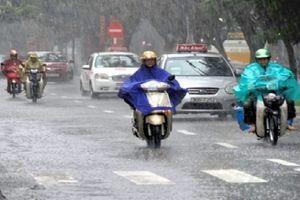 Miền Bắc sẽ đón 'mưa vàng' giải nhiệt, nắng nóng tại miền Trung tiếp tục gay gắt